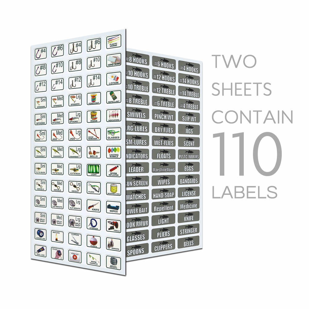 Tackle Box Labels Father Son Edition My Site For Sore Eyes